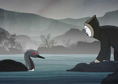 The Blind Boy and the Loon (Inuktitut)