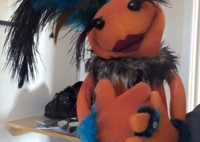 An Introduction to the Puppetry  for Film and Television