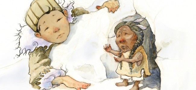 Ava and the Little Folk Nominated for 2014 Silver Birch Express Award