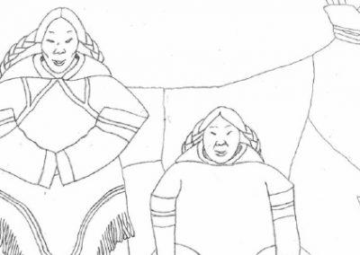 Kiviuq's Journey (Inuktitut)