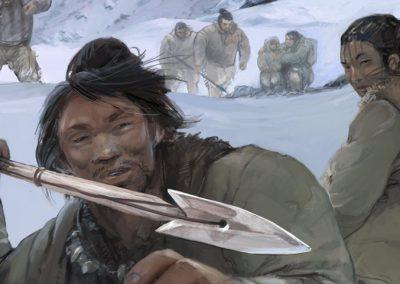 Tuniit: Mysterious Folk of the Arctic (Inuktitut)