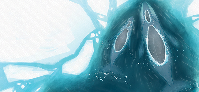 ᓂᕐᔪᑏᑦ ᑎᑎᕋᐅᔭᖅᓯᒪᔪᑦ: ᐊᕐᕕᖅ / Animals Illustrated: Bowhead Whale