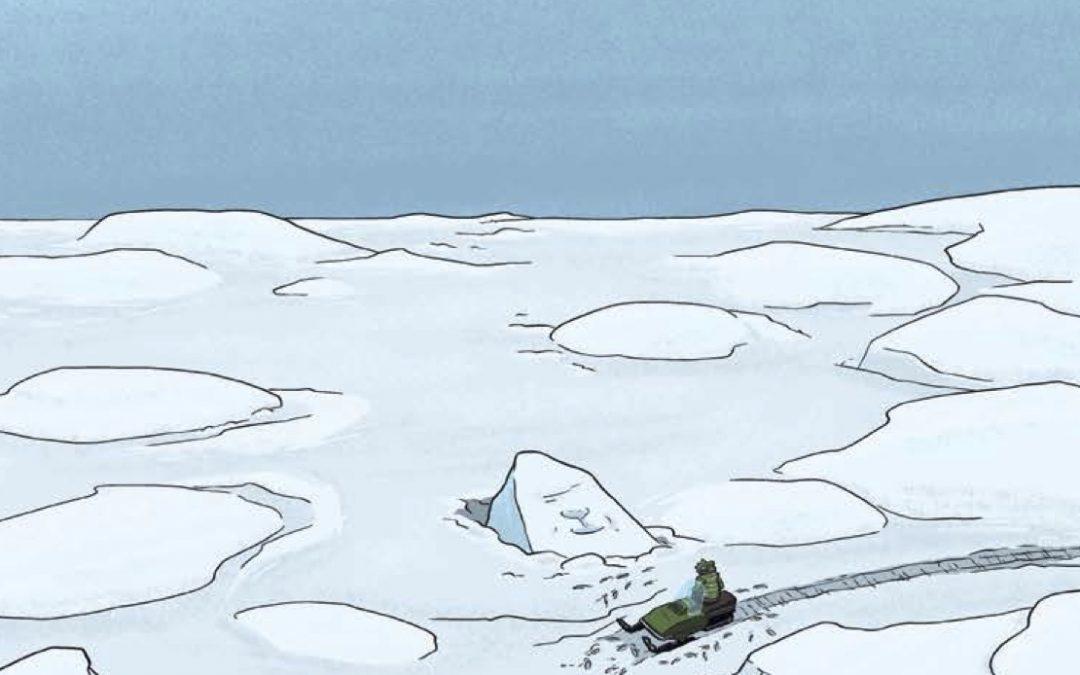 ᐊᓐᓇᐅᒪᓇᓱᐊᕐᓂᕆᓚᐅᖅᑕᕋ ᐅᓐᓄᐊᑦ ᑎᓴᒪᑦ ᓯᑯᒥ How I Survived: Four Nights on the Ice